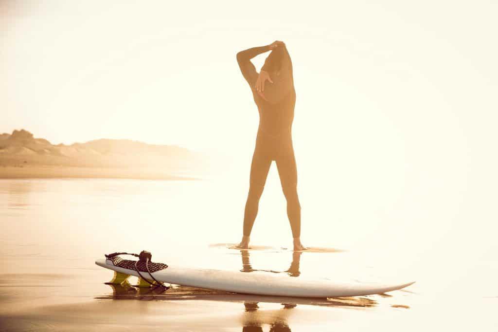 surf body